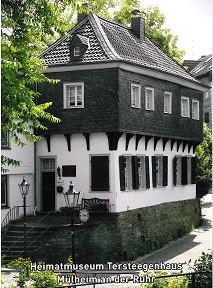 Postkarten-Motiv Ruhrperle Tersteegenhaus