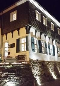 Tersteegenhaus bei Nacht | Foto: E.Schiemer